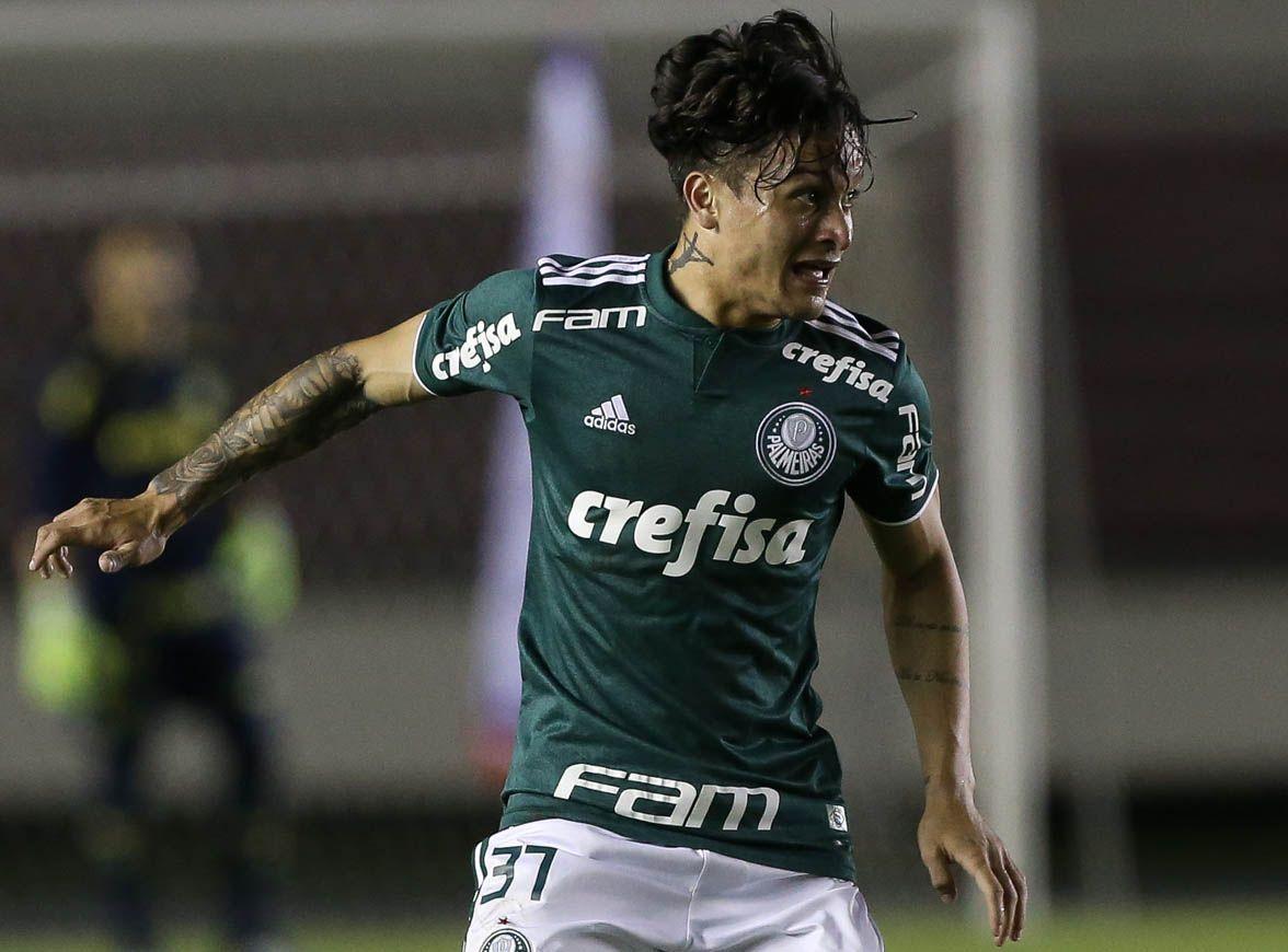Ausente na reapresentação do Palmeiras e599e2ca6911d
