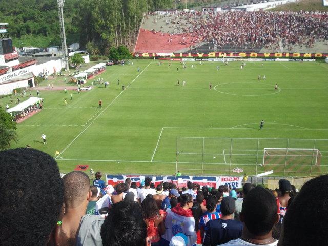 Foto: Nelson Barros Neto/ecbahia.com